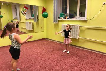 Гимнастика для детей Воронеж Verbis