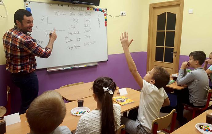Английский для детей 3