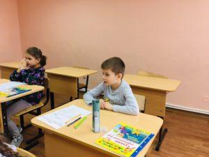 подготовка к школе для детей от 4 лет