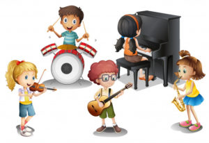 group-talented-kids