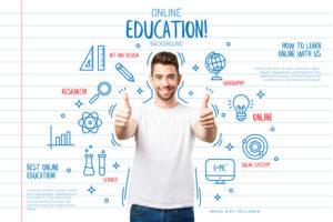 плюсы онлайн обучения
