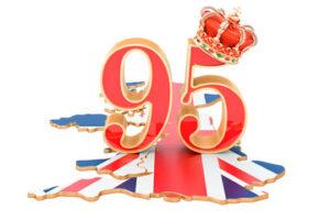 Официальный день рождения королевы