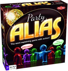 Alias настольная игра