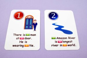 Fun Card English настольная игра