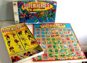 Superheroes настольная игра